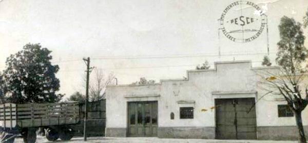 Industrias Pesce 1964